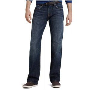 """7 For All Mankind Brett Jeans  36 7FAM """"A"""" Pocket"""